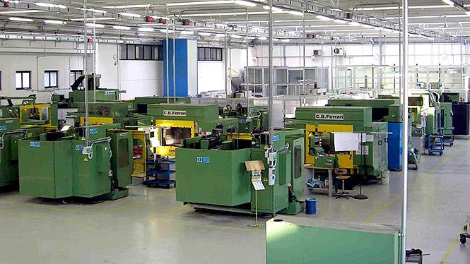 CRP Meccanica. Lavorazioni meccaniche di alta precisione