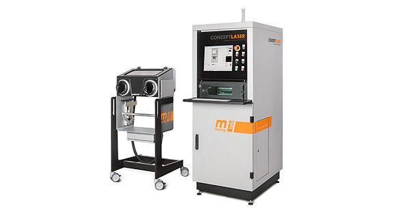 DMLS Machines. Mlab Cusing R