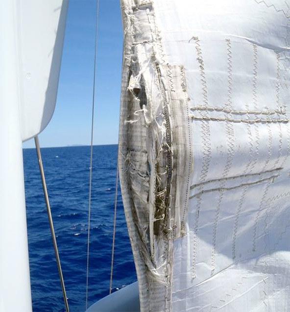 Production of precision engineering mainsail batten cars in titanium alloy for the high-end yacht sector