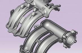 Automotive Manifold CAB257