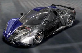 Kepler Motors porta su strada i portamozzi in titanio