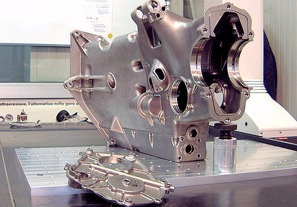 The optimization of the lubrication system for a dry sump F1 gearbox